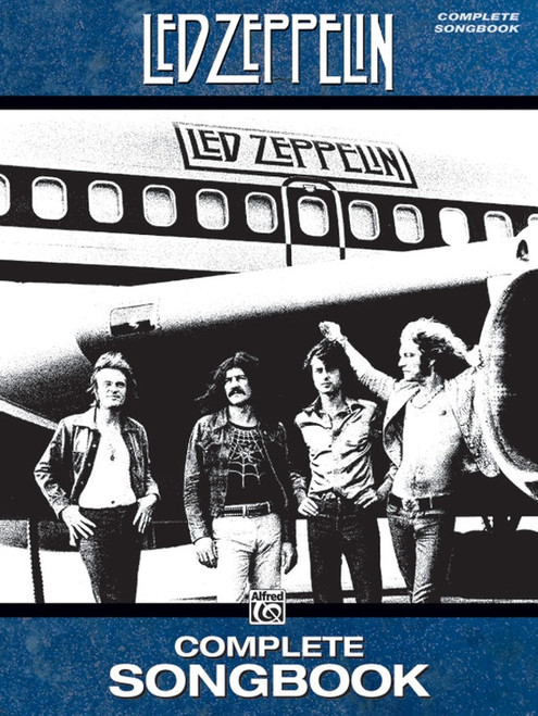 Led Zeppelin Complete Songbook - Guitar Fake Book Edition