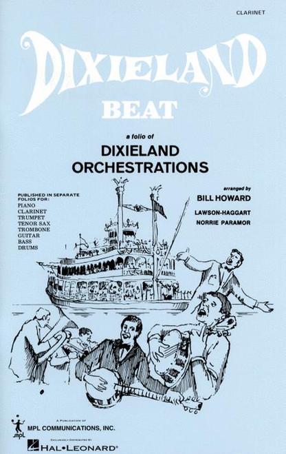 Dixieland Beat No. 1 - Clarinet