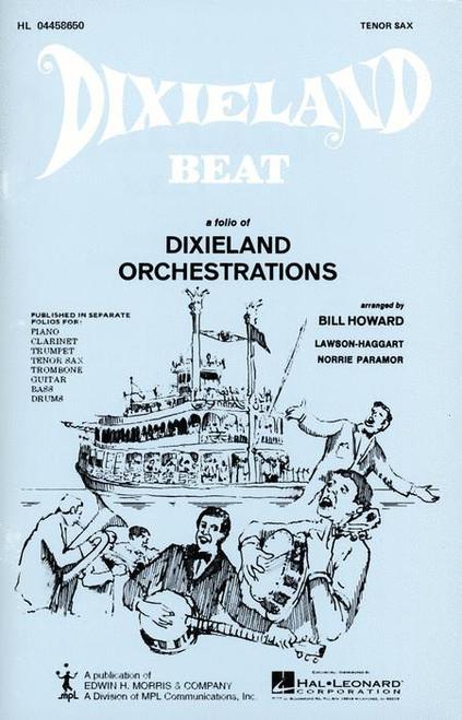 Dixieland Beat No. 1 - Tenor Saxophone