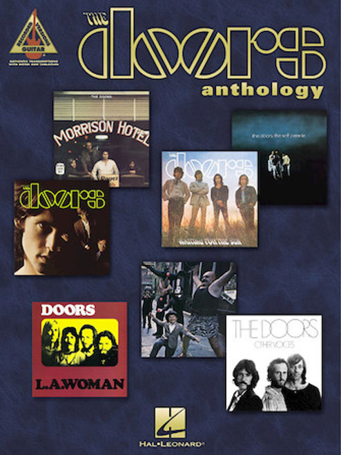 The Doors Anthology - Guitar Recorded Versions