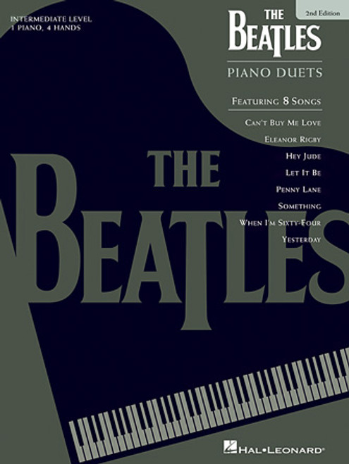 Beatles Piano Duets - 2nd Edition
