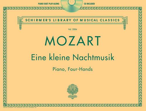 Mozart Eine kleine Nachtmusik Vol. 2084