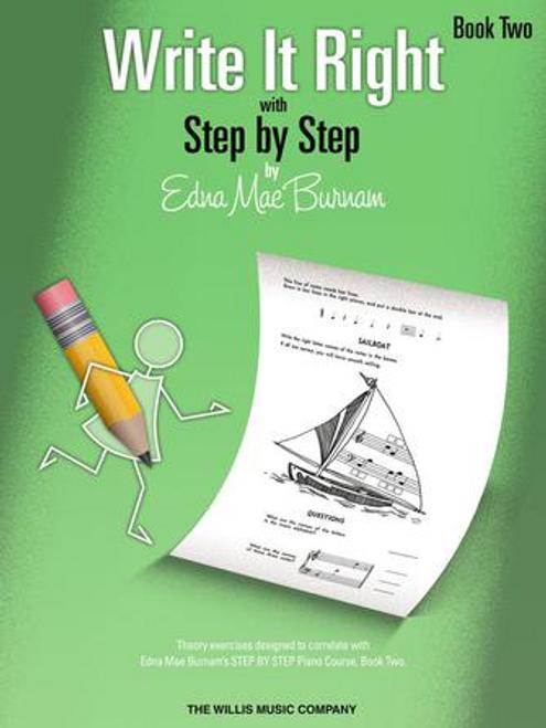 Write It Right - Book 2