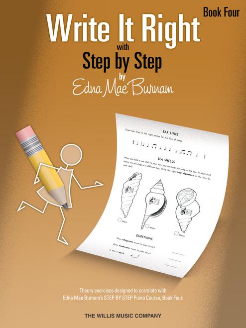 Write It Right - Book 4
