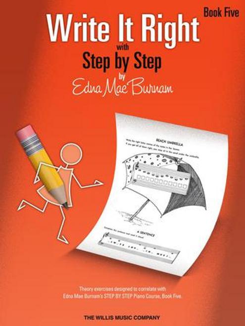 Write It Right - Book 5
