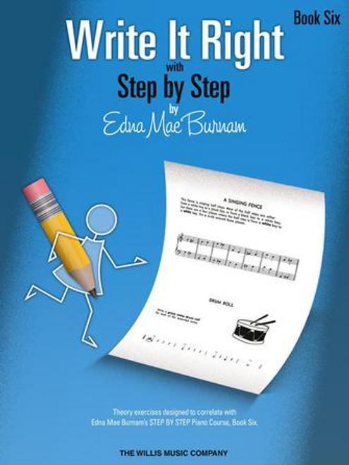 Write It Right - Book 6