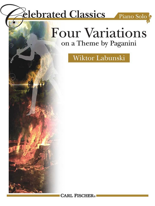 Four Variations - Theme By Paganini