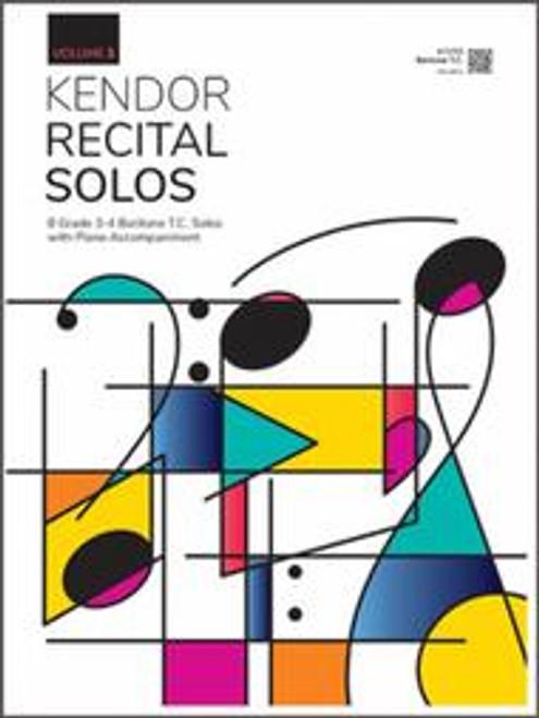 Kendor Recital Solos Volume 2 - Baritone B.C.