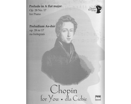 Chopin for You: Prelude in A-flat Major Op. 28 No. 17