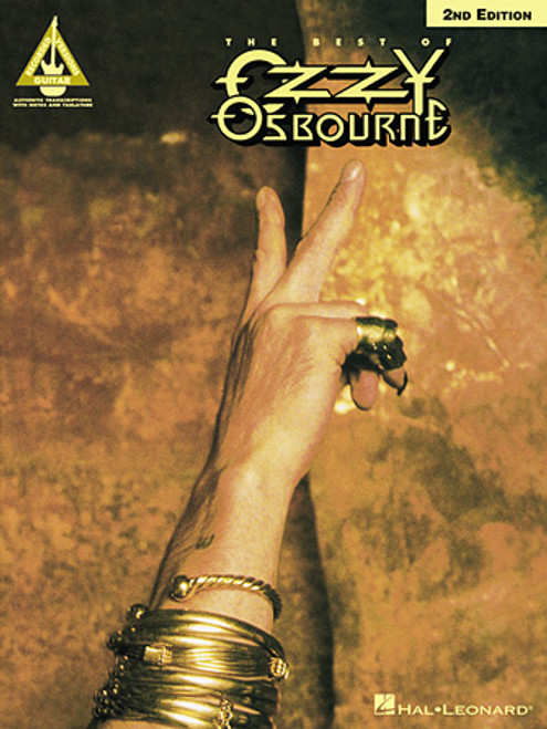 Best of Ozzy Osbourne for Guitar (2nd Edition)