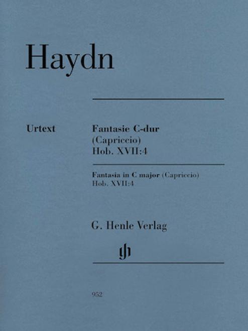 Haydn - Fantasia in C Major (Capriccio) for Piano