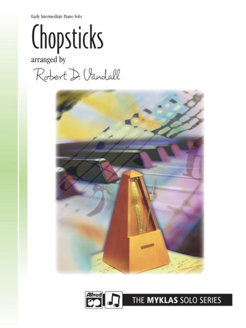Chopsticks for Early Intermediate Piano Solo