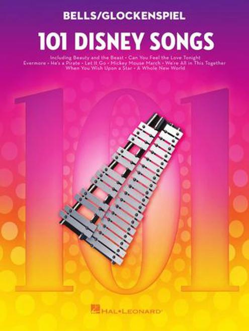 101 Disney Songs for Bells/Glockenspiel