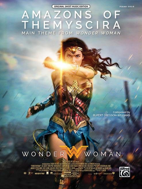 Amazons of Themyscira ( Main Theme from Wonder Woman) - Piano Solo