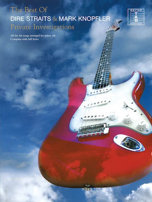 Best of Dire Straits & Mark Knopfler - Private Investigations for Guitar