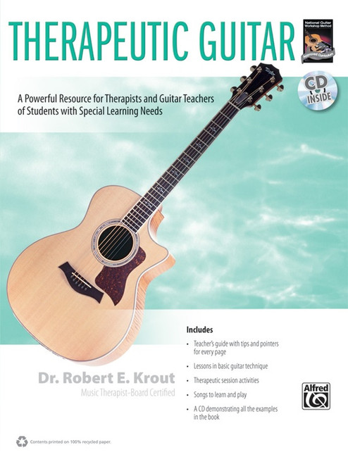 Therapeutic Guitar (CD Included)