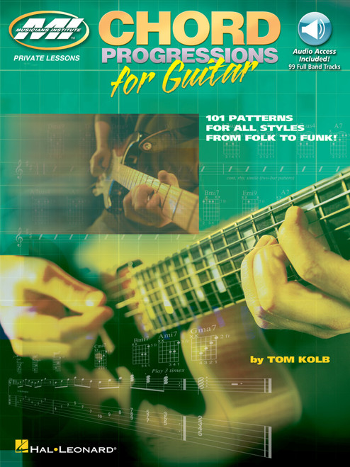 Chord Progressions for Guitar (Audio Access Included)