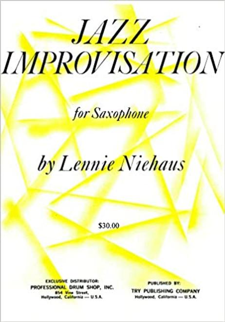 Lennie Niehaus - Jazz Improvisation for Saxophone