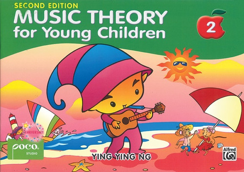 Music Theory for Young Children Book 2 (Second Edition)