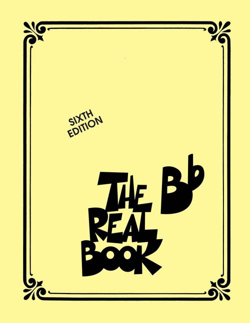 Real Book Volume 1 - Sixth Edition - B-flat Edition