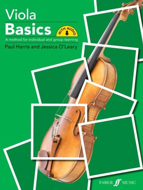 Viola Basics (Audio Access Included)