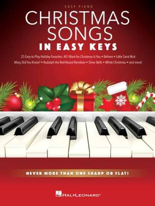 Christmas Songs in Easy Keys