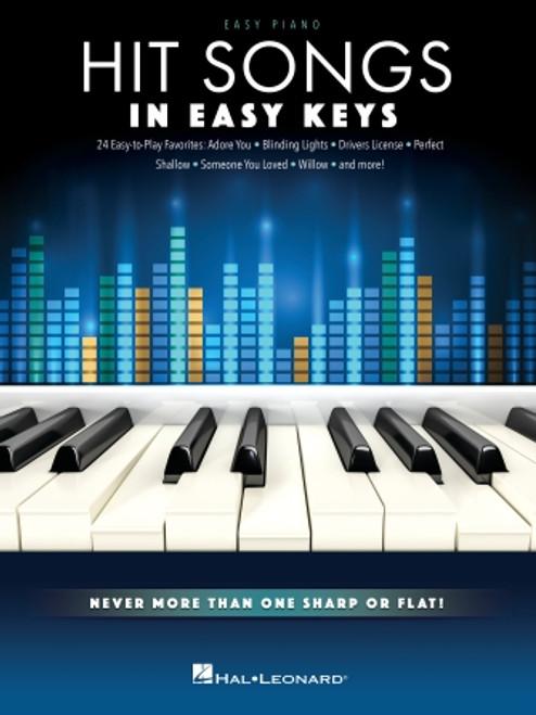 Hit Songs in Easy Keys
