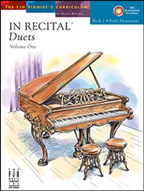 In Recital Duets, Volume One, Book 1