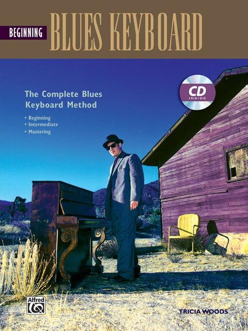 Beginning Blues Keyboard (CD Included)
