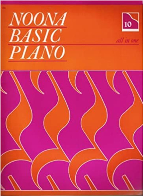 Noona Basic Piano All-in-One - Book 10
