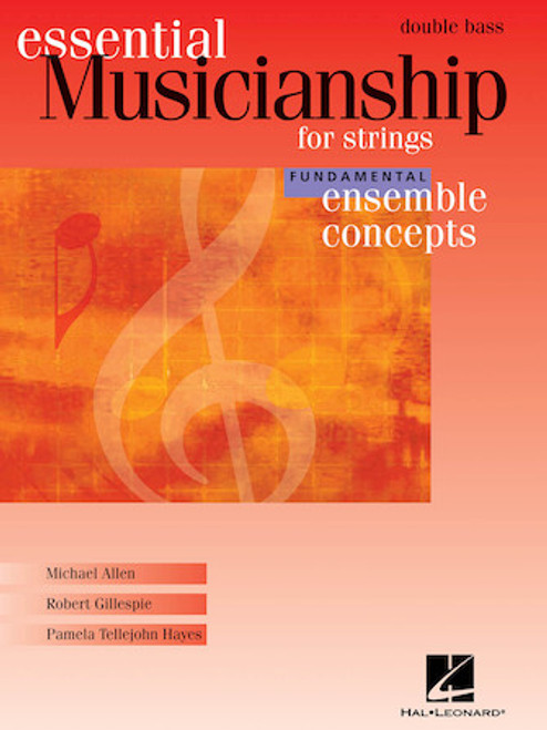 Essential Musicianship for Strings - Double Bass