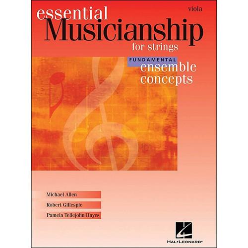 Essential Musicianship for Strings - Viola