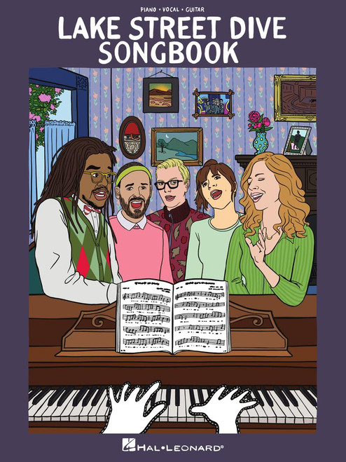 Lake Street Dive Songbook for Piano/Vocal/Guitar