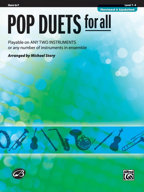 Pop Duets for All - Horn in F
