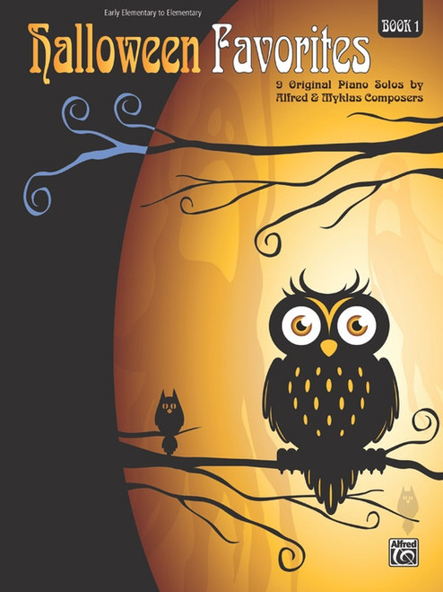 Halloween Favorites - Book 1 - Early Elementary