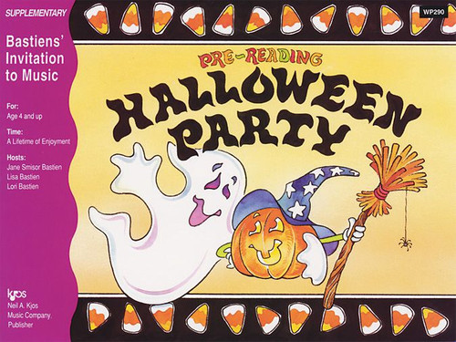 pre reading halloween party