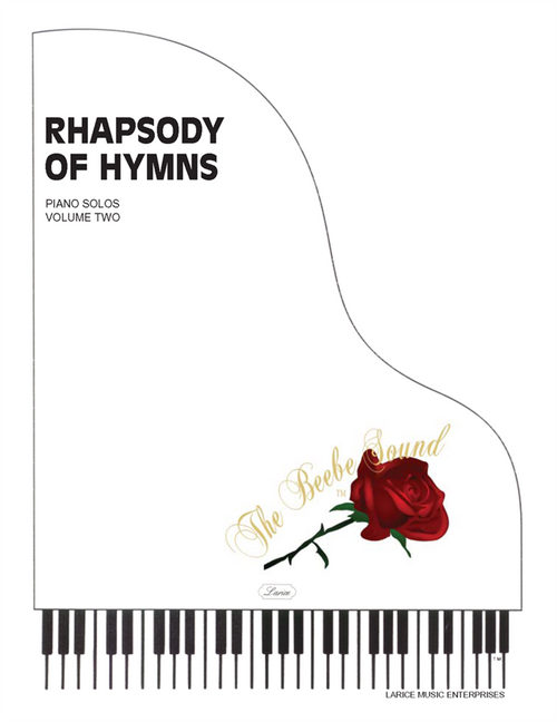 Rhapsody of Hymns Volume 2 - Piano Solo Songbook
