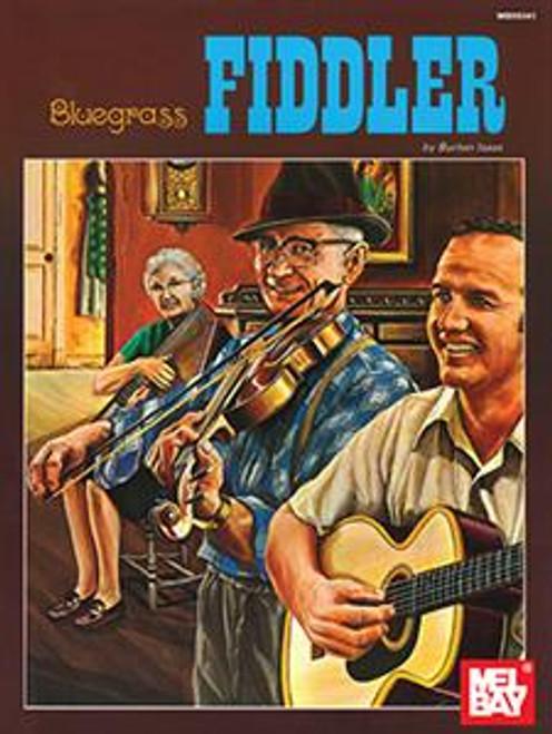 Bluegrass Fiddler by Burton Isaac