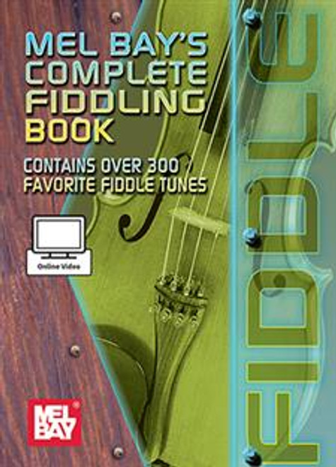 Complete Fiddling Book (with Online Video)