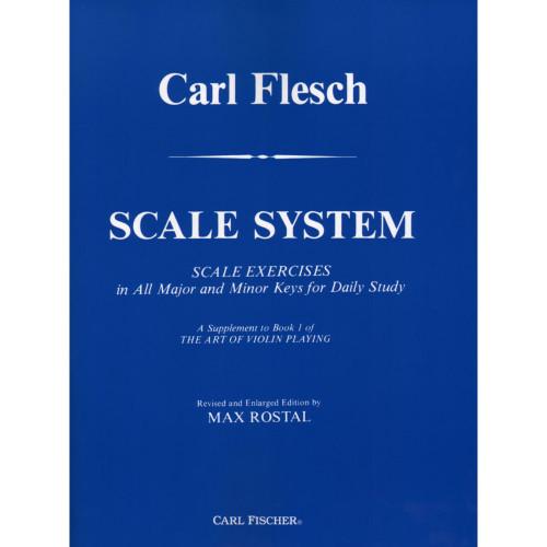 Carl Flesch Scale System