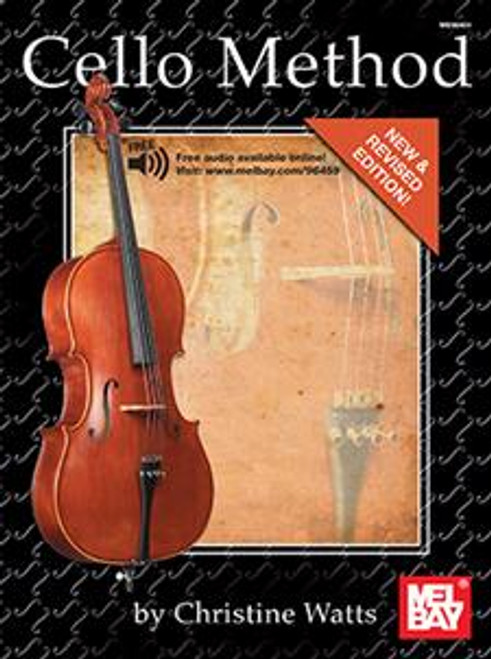 Cello Method (with Online Audio) by Christine Watts
