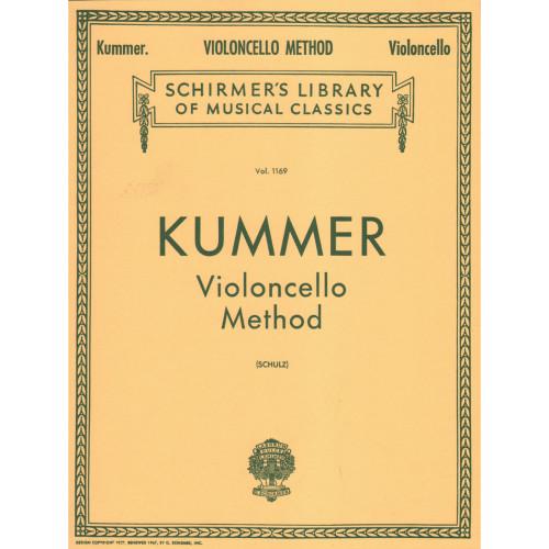 Kummer - Violoncello Method by Leo Schulz