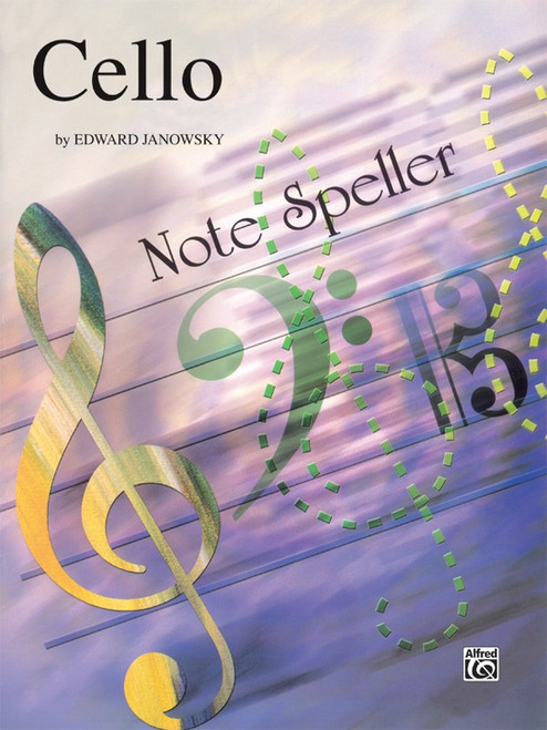 Cello Note Speller by Edward Janowsky