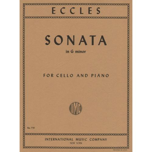 Eccles - Sonata in G Minor for Cello and Piano