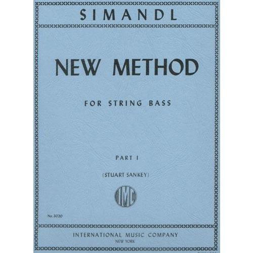 Simandl - New Method for String Bass Part I by Stuart Sankey