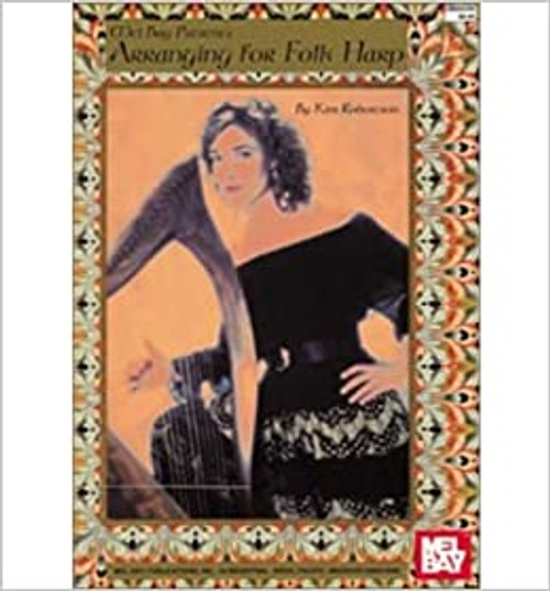 Arranging for Folk Harp by Kim Robertson