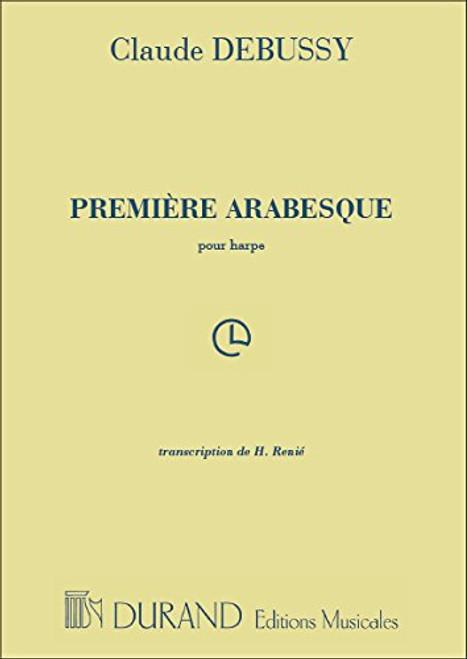 Debussy - Première Arabesque for Harp by H. Renié