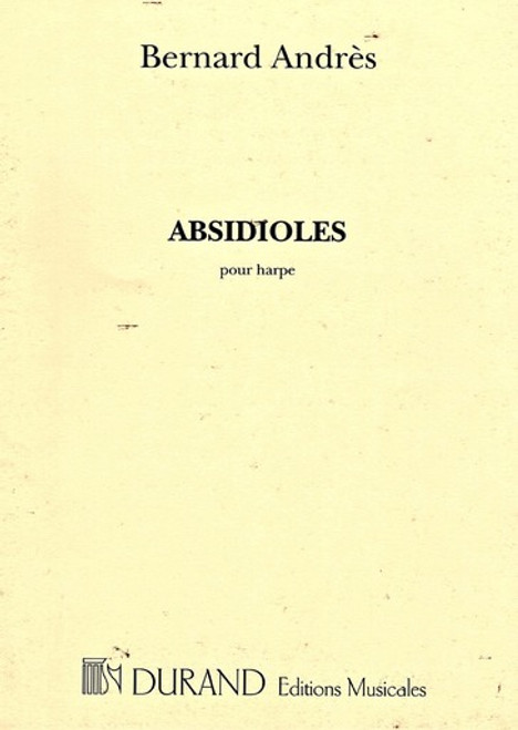 Andrès - Absidioles for Harp