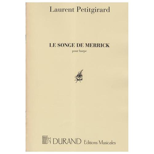 Petitgirard - Le Songe de Merrick for Solo Harp