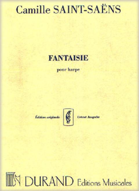 Saint-Saëns - Fantaisie Opus 95 for Harp